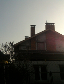 Колпаки на дымоход